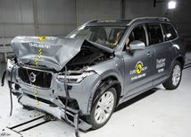 Euro NCAP - Volvo XC90