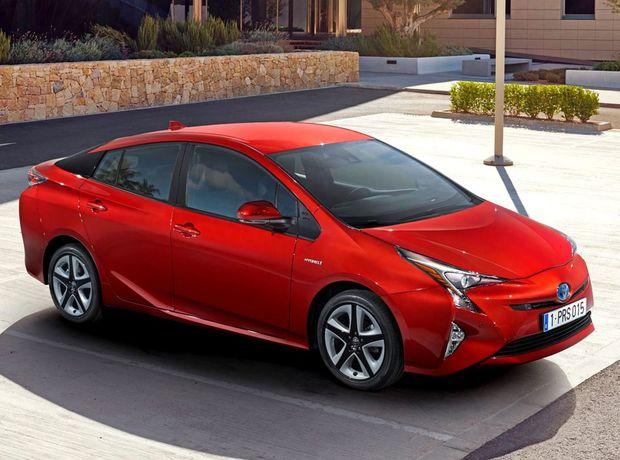 Toyota Prius - 2016