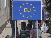 utečenci, migranti, eú, chorvátsko, hranice, migračná kríza,