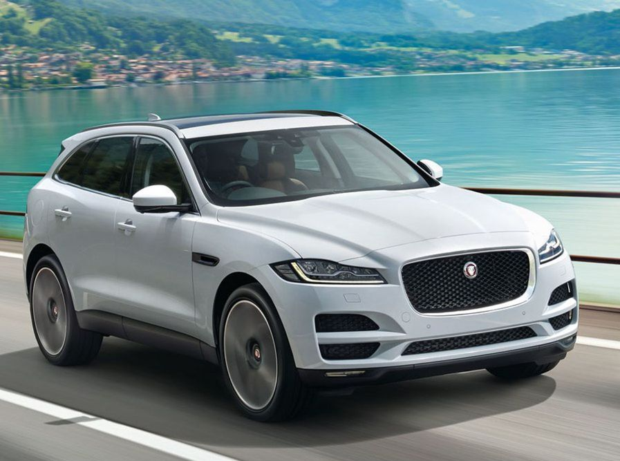 jaguar f pace elma vst pila do ter nu m 4x4 z land roveru novinky auto. Black Bedroom Furniture Sets. Home Design Ideas