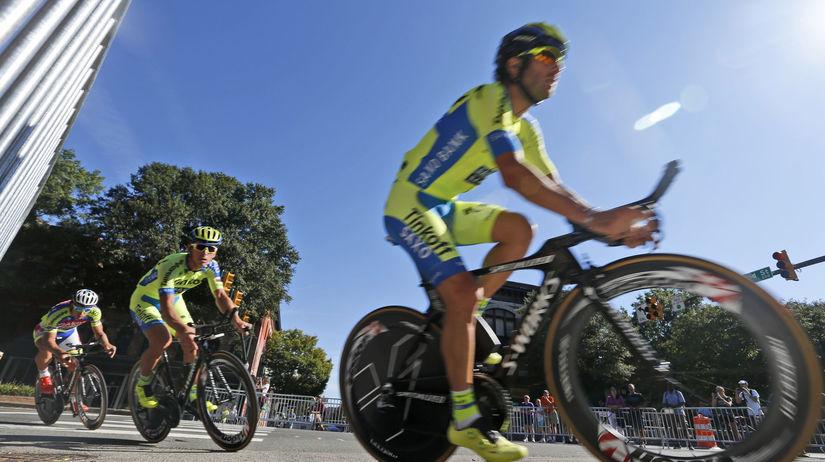 fbb13122e19f8 Sme pripravení nakopať Sky do zadku, verí Tiňkov. Od Sagana čaká víťazstvá  - Cyklistika - Šport - Pravda.sk