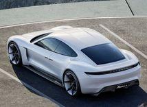 Porsche Mission E Concept - 2015