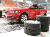 ADAC - test zimných pneumatík 2015