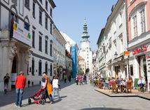 Bratislava, Staré Mesto