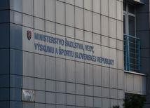 ministerstvo školstva
