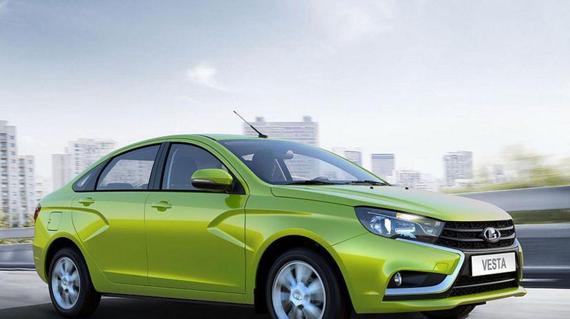 b686bb998e Lada Vesta  Nový ruský sedan je vo výrobe. Má stáť 6 300 eur - Novinky -  Auto - Pravda.sk