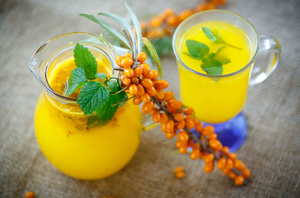 Rakytník rašetliakový: Plný vitamínu C!