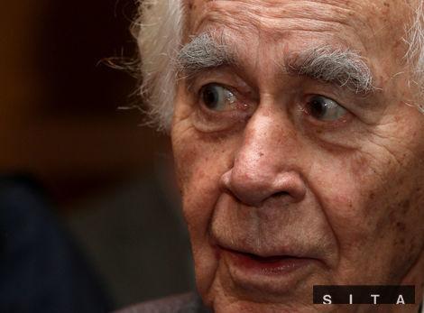Vo veku 93 rokov zomrel sochár Tibor Bartfay