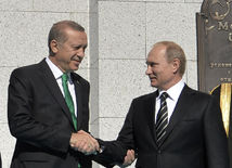 erdogan, Recep Tayyip Erdogan, turecko, Putin, Rusko,