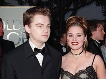 Rok 1998: Herečka Kate Winslet.