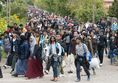 utečenci, migranti, migračná kríza,