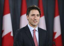 Justin Trudeau, Kanada