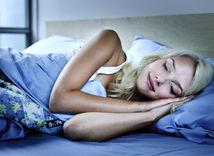 spiaca žena, spánok