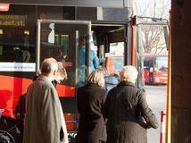 integrovaná doprava, Bratislava, autobus