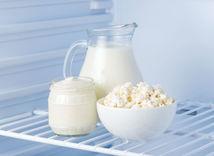 tvaroh, jogurt, mlieko