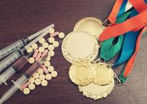 doping, atletika, medaila