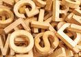 písmeno, písmená, slovo, slová, text