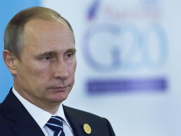 Turecko, Putin, G20