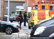 Nemecko, polícia