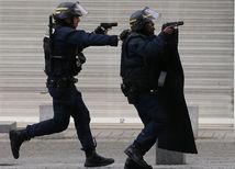 Francúzsko, Paríž, útok, razia
