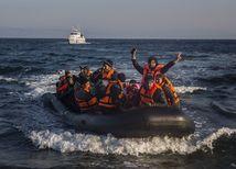 migranti, utečenci