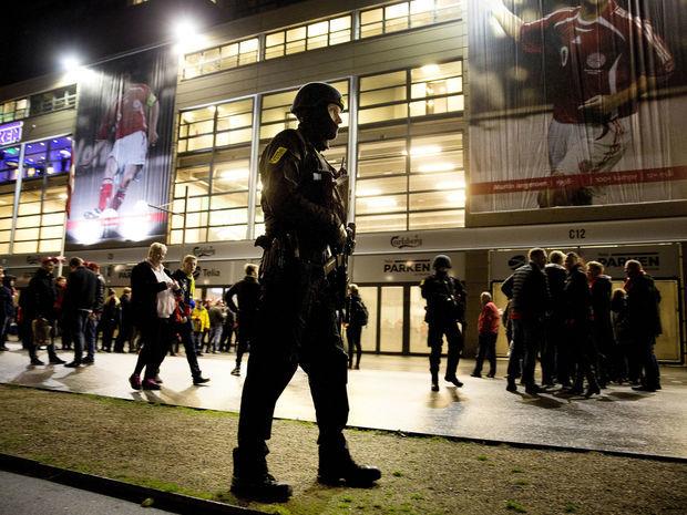 Polícia, štadión, bezpečnosť