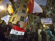 Rusko, Sýria