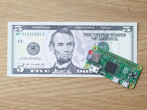 Raspberry Pi Zero, Raspberry, počítač
