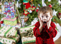 deti, vianoce, darčeky