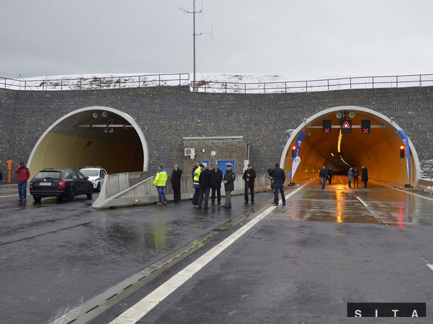 DOPRAVA: Otvorenie D1 JÅnovce - Jablonov