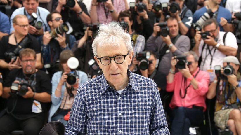 f18a09f6e8 Woody Allen  Neurotický intelektuál aj synovec Jamesa Bonda - Film a  televízia - Kultúra - Pravda.sk