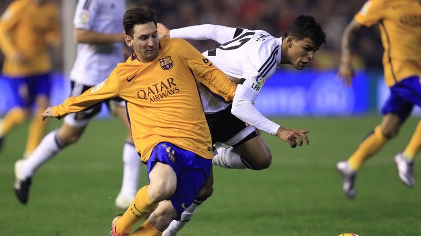 91a885e243073 Valencia pribrzdila hviezdy Barcelony. Luis Enrique nie je MacGyver -  Zahraničné ligy - Futbal - Šport - Pravda.sk