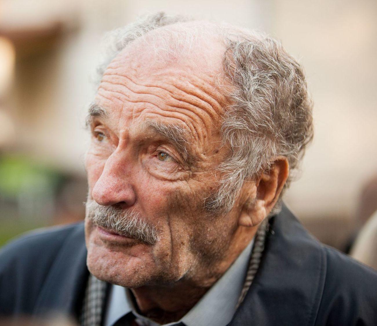 Ivan Štúr, profesor (1933 - 2015).