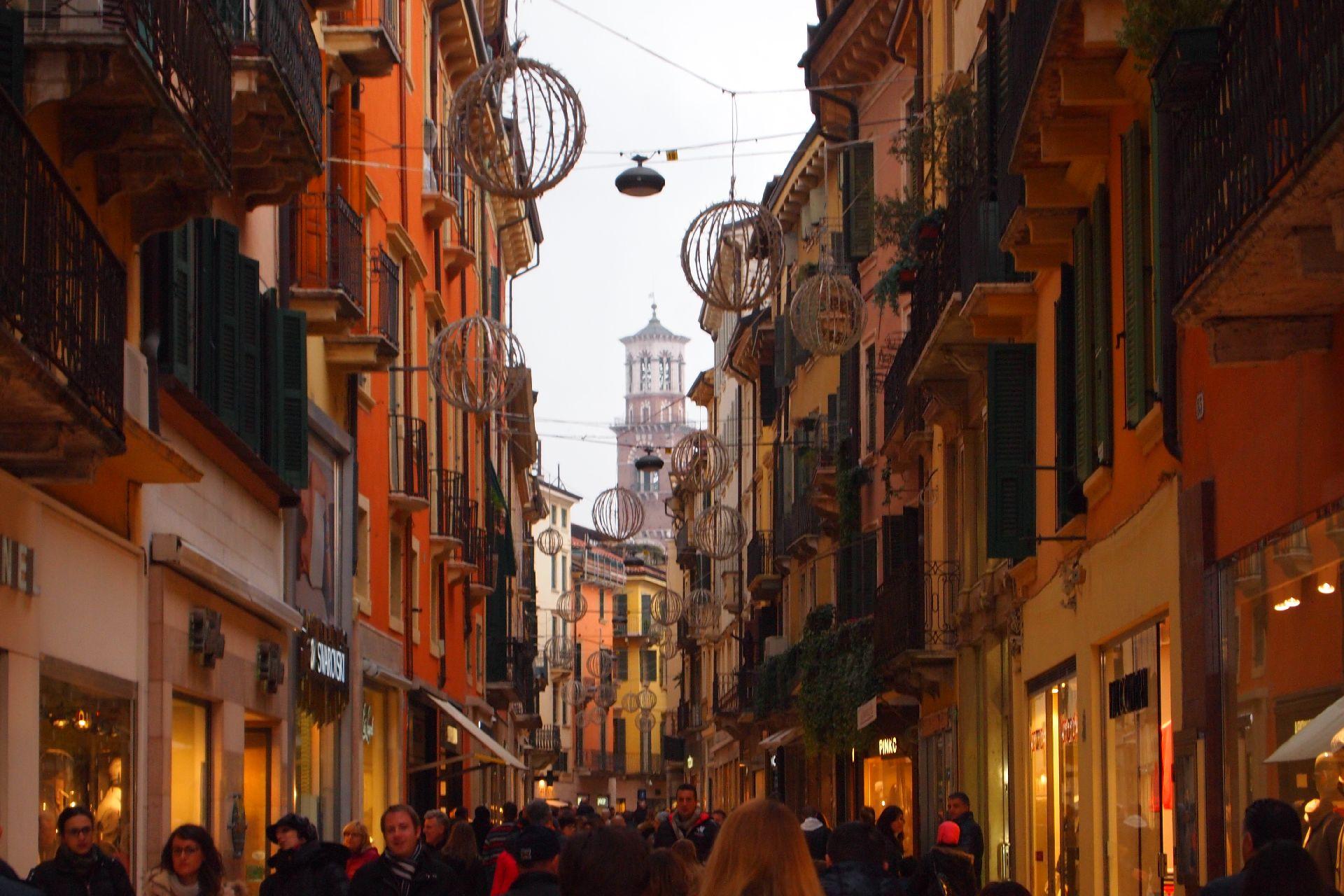 Verona, milenci a lupiči