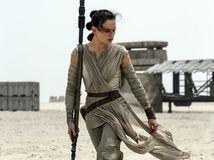 Daisy Ridley - Hviezdne vojny: Sila sa prebúdza