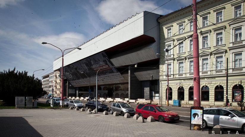 85a6a3b90 Slovenská národná galéria sa dočká rekonštrukcie - Domáce - Správy -  Pravda.sk