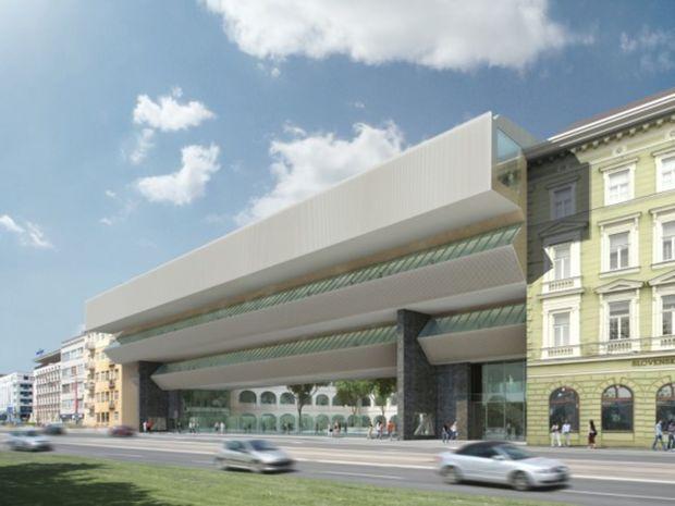 SNG, Slovenská národná galéria, vizuál, rekonštrukcia