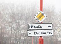 zápach, Dúbravka, Karlova Ves
