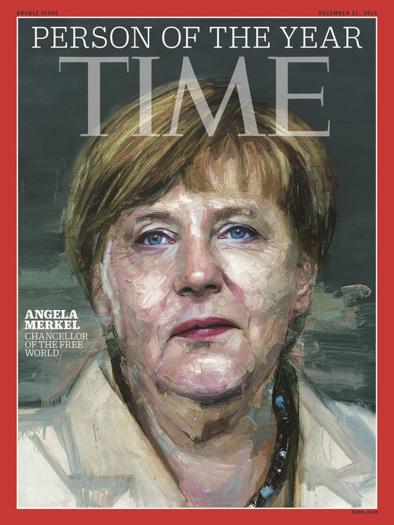 Časopis Time zvolil nemeckú kancelárku Angelu Merkelovú za osobnosť roka. Chváli ju za jej vodcovstvo vo všetkom, od sýrskych utečencov až po grécku krízu.