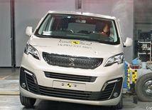 Euro NCAP - Peugeot Traveller