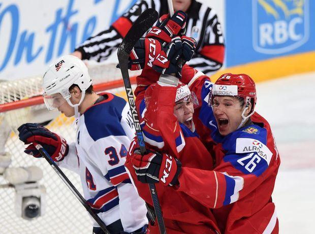 Rusko, hokej