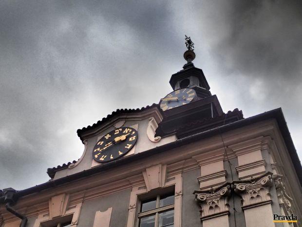 Židovská Praha, Židia,