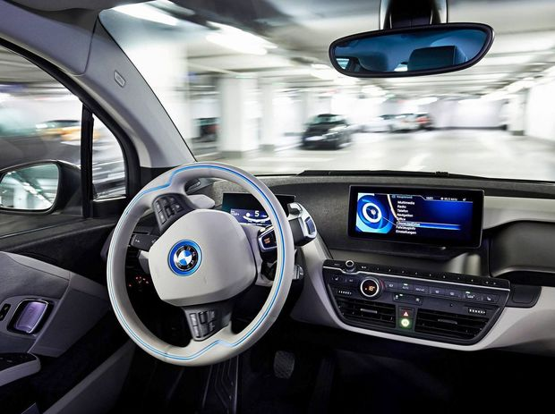 BMW - autopilot