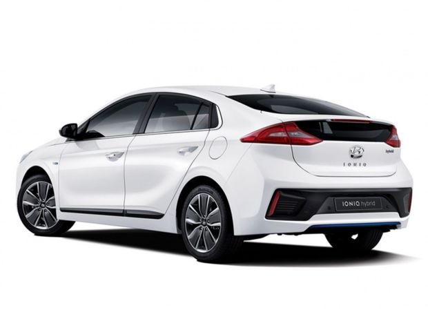 Hyundai Ioniq - 2016