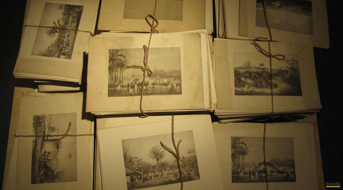 Stovky kresieb a ilustrácií dá múzeum zviazať.