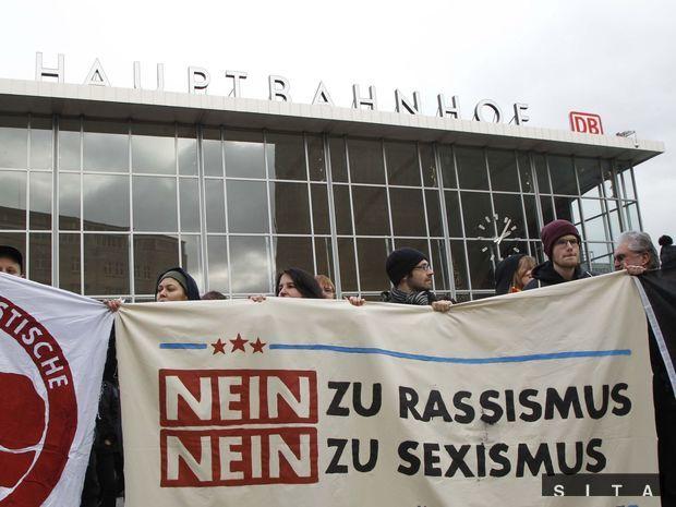Nemecko, sexuálne útoky