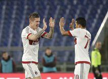 Juraj Kucka, Carlos Bacca, AC Miláno