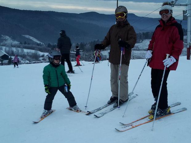 Kokava-Línia, lyžovačka