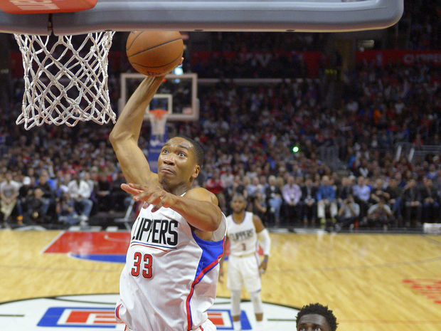 Wesley Johnson, Los Angeles Clippers