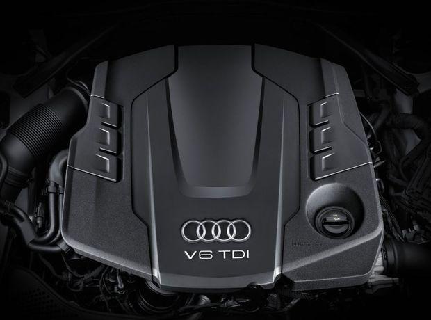Pod kapotou je na výber zo šiestich motorov s výkonom od 110 do 200 kW. Benzín však tankuje len jediný z nich – nový štvorvalec 2,0 FSI s výkonom 185 kW. Najsilnejšou verziou je diesel 3,0 TDI.